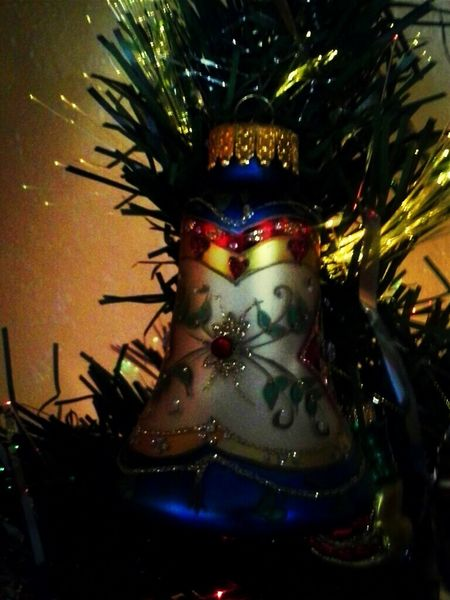 Throughmyeyes Christmas Bell Christmas Tree At Home Sweet Home
