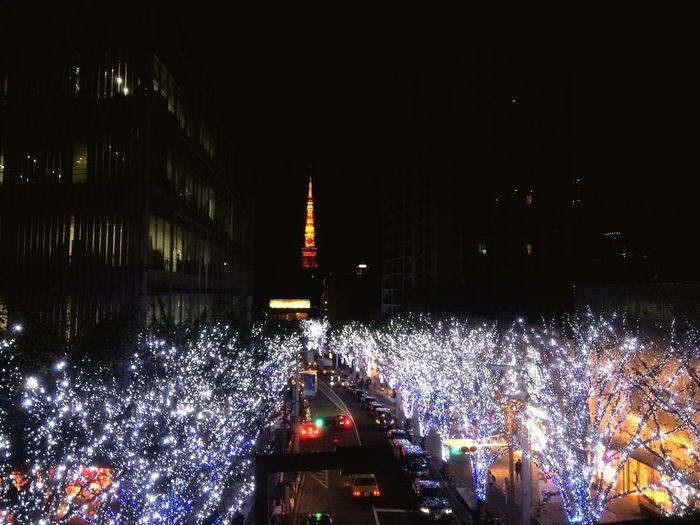 Beautiful Night Come Cool Tokyo
