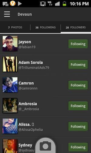 "i need more follower ! #thirstypost "" !"