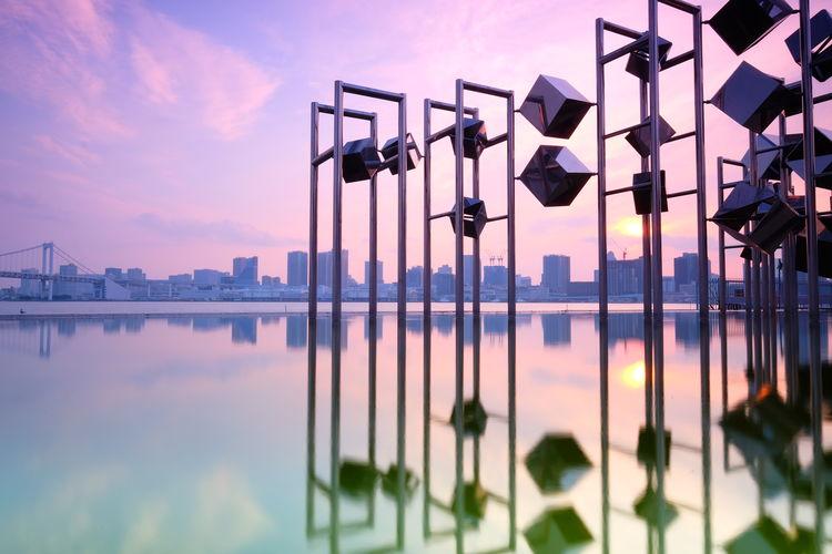 wharf in japan