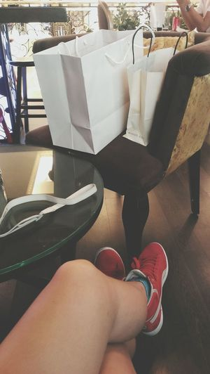 shopping & coffee... trang tien plaza, Hanoi, Vietnam... ❤❤