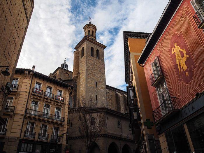 Tower Pamplona
