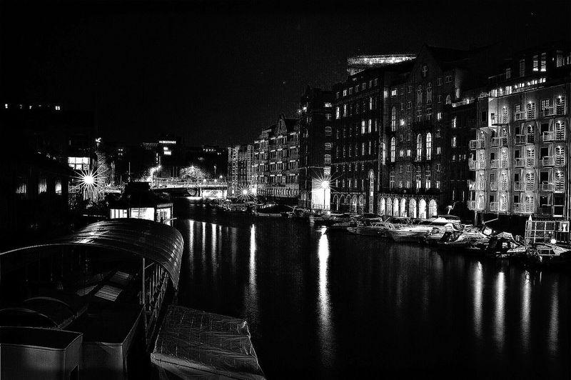 Bristol Architecture Building Exterior Built Structure Illuminated City Night Bristol, England Bristol Harbour Outdoors Water Sky