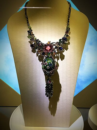 Faberge Neckless Baselworld2015 Fromswiss