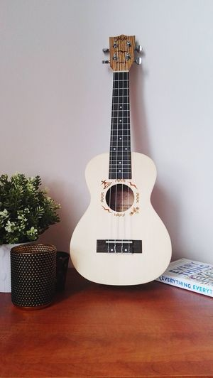 Music Guitar Musical Instrument Arts Culture And Entertainment Indoors  Classical Guitar Single Object Musical Instrument String No People Close-up Day Ukulele Uke Ukulove! Ukulele Lover Ukulele Time Ukulele Session Music Instrument Music Musical Instruments Musical Equipment Musical Ukuleles Strings String Instrument