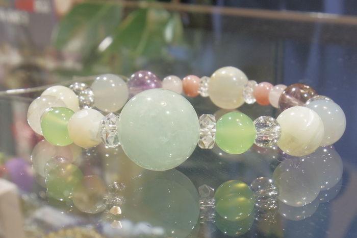 Bracelet Jewwellery Bracelet Love Stone Healing No People Pentax PENTAX Q Japan Photography