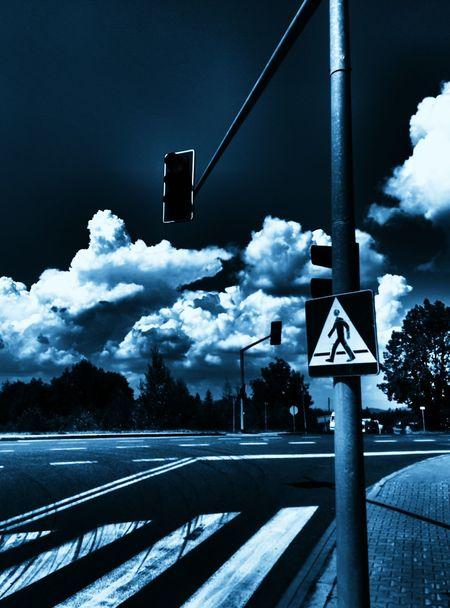 Cloudporn Street Signs