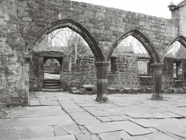Things I Like Architecturelovers Architecture Arch Church Ruins Church Ruin Graveyard Beauty Graveyard Pillars Lined Up Ruins Architecture Arched Windows Landscape Country Stone Structure Yorkshire Ruined Building Old Buildings Churchyard Stones Pillar Outdoor Photography Heptonstall Architectural Detail Enjoying Life