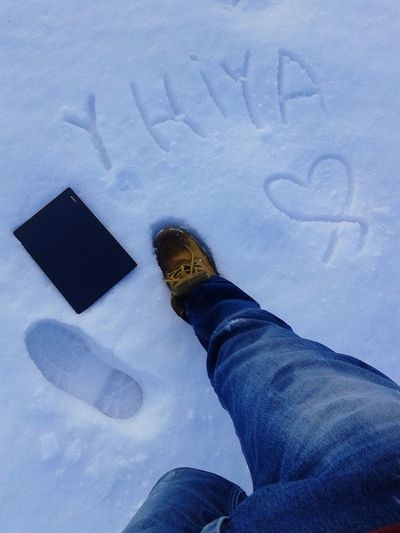 Snow ❄ Jordan Swagg هاشتاق ثلج