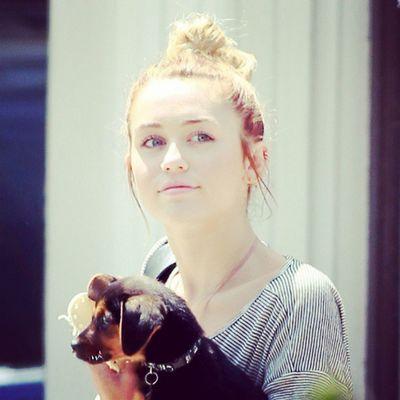 @mileyraydoll Smiler Smilers Milesbian Mileyisnotugly mileycyrus NohateforMiley happycyrus take with credit