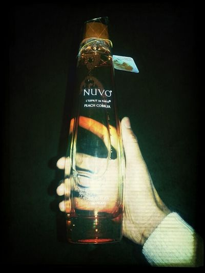 Peach Cobbler Nuvo Great Drink