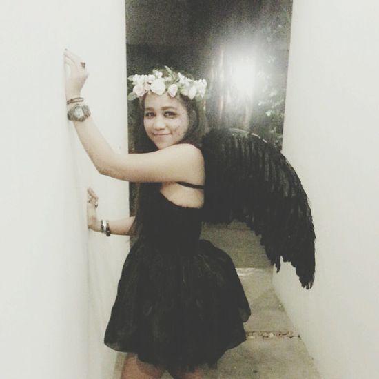 DARK ELVEN in a fairytales night party ;) Hang Out Farytale Darkangel