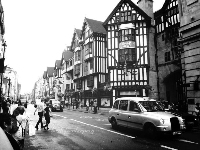 Oxford St London City Of London