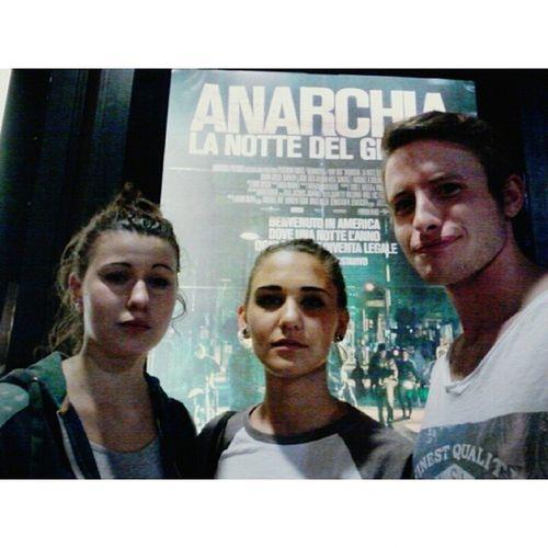 Anarchia Restavivo MOVIE Thespace