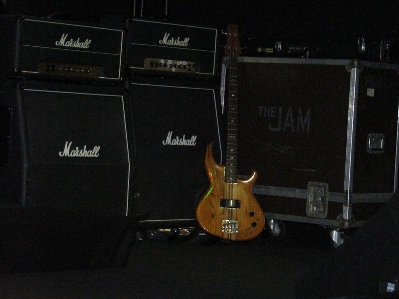 Thejam Marshell Punkrock Guitar Eyeemmusic Eyeemmusiclover Liverpool, England Cunard Building Paulweller
