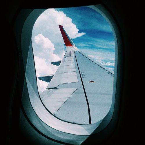 Allah is the best planner 👋 Best  Planner Flight Vietnam Airasia Fly VSCO Vscocam Vscocamphotos