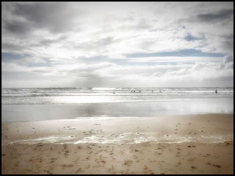 Beach Photography at Woolacombe, Devon Beach Surf Sand Evening Clouds And Sky Sky Sunset Beachphotography Beach Life Eyemphotography EyeEm Eye4photography  EyeEm Gallery Eyeemphotography Check This Out Hello World Relaxing Taking Photos Outdoors Enjoying Life Taking Photos Water Water_collection