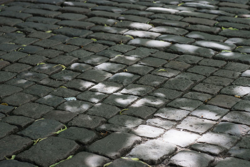 Light, shadowand stones Backgrounds Close-up Full Frame No People Outdoors Pattern Stone Tile Textured
