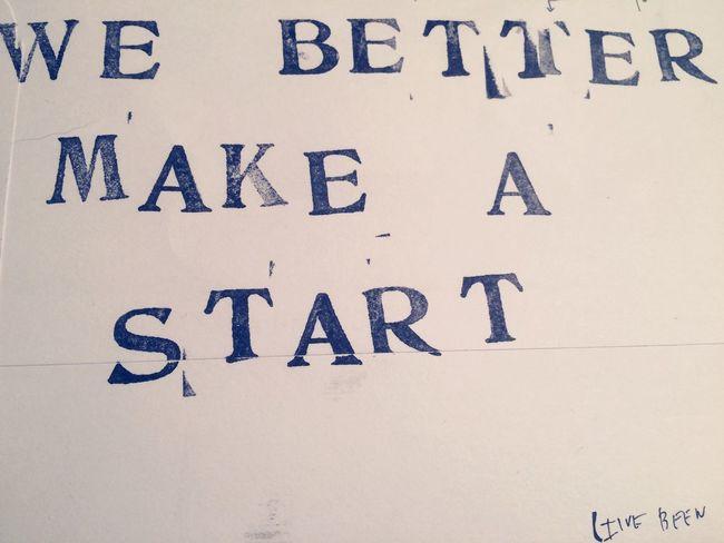 SnailMail Oldfriend Fleetwoodmac Typeface  Handmade