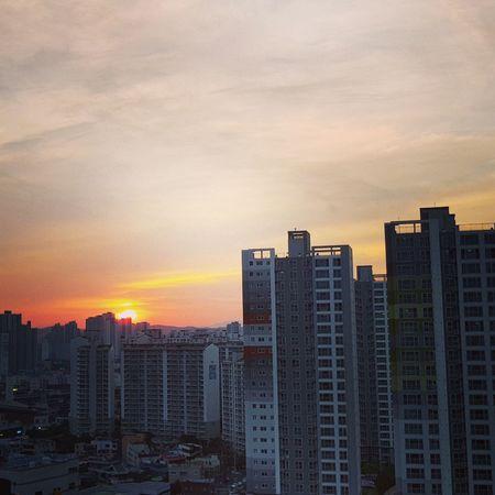 석양 Sunset