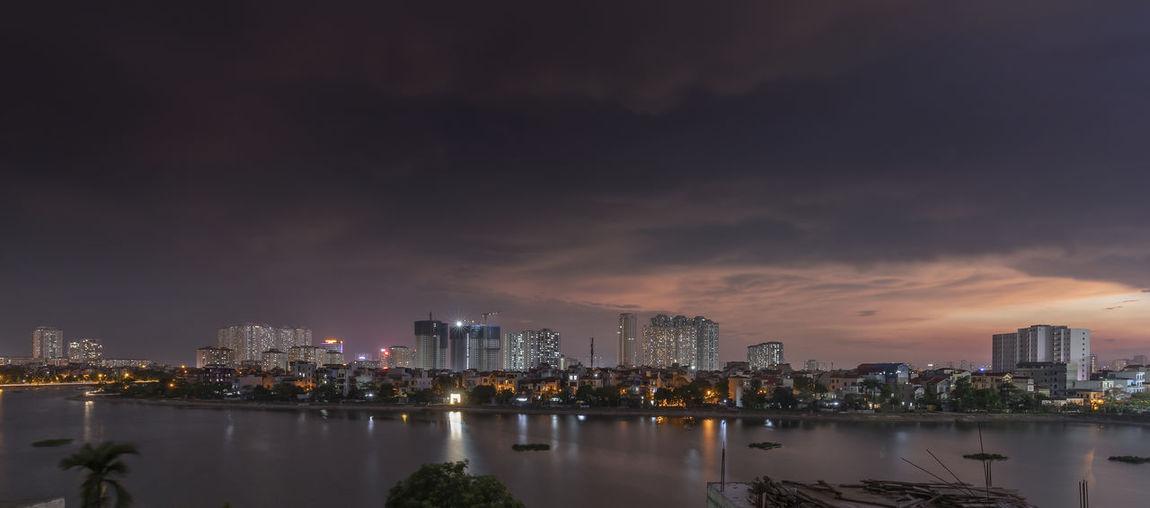 Dinhcong lake