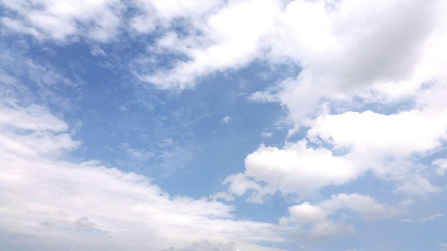 Sky 💙✌ First Eyeem Photo