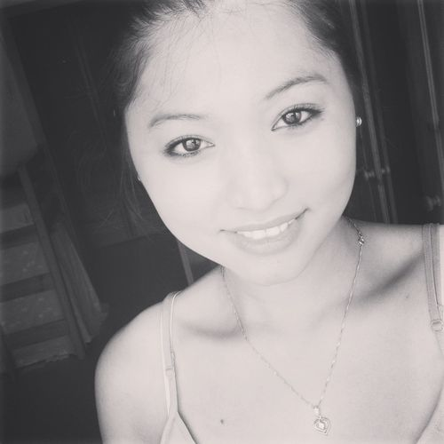 And you worked so hard to get me just to let me go ! Black & White I Love You ♥ Hello World Portrait