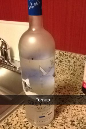 Turn Down For What ? Snapchat