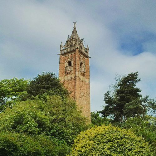 From one Cabot Tower to another. Cabottower Bristol