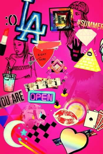 La Girls Summer Party Follow To Follower