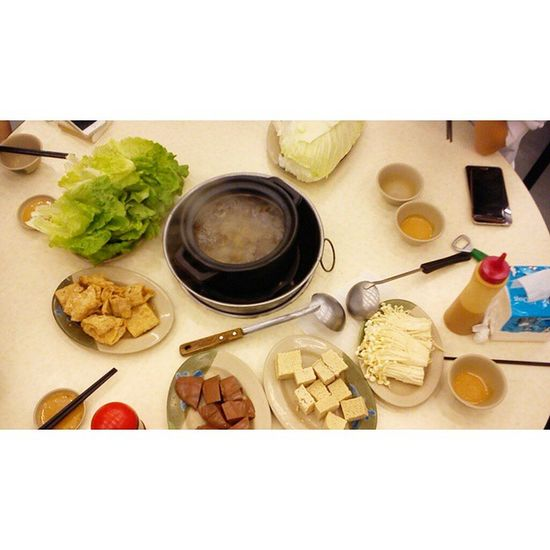 20141202 薑母鴨 冰 涼涼的天 宜庭愛吃