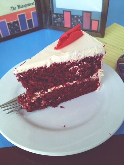 Red velvet ♥ Sumptuous Sweets Cakelover Photo♡
