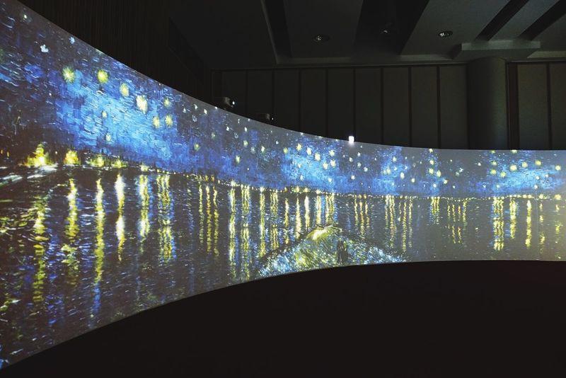 Van Gogh Vincent Van Gogh Media Art Daegu Sony Rx100 M3 EyeEm Korea Traveler 대구 EXCO 반고흐 미디어아트전.