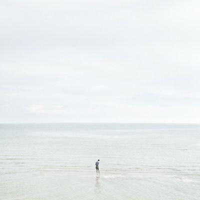 Beach Minimalism The Minimals (less Edit Juxt Photography)