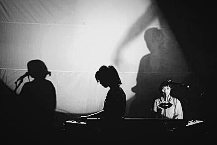 Music & Visual. Fineart Eargasm VisualArt  Shadow Blackandwhite Monochrome Sillouette Musicscene Music Gigs Consert Indiebdg Homogenic Bandung INDONESIA Nusantara Throwback