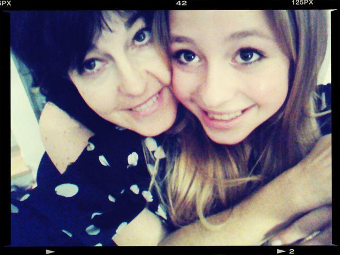 Loving My Mom