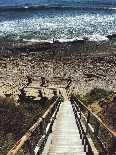 San Pedro Death Stairs