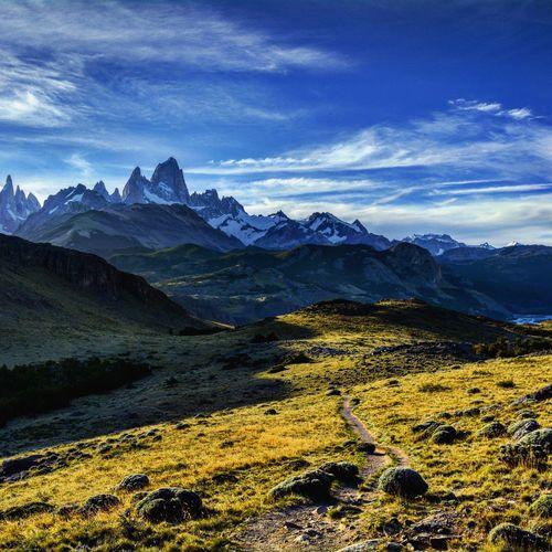 Chalten Power In Nature Beauty In Nature Fitzroy Santacruz Argentina Patagonia