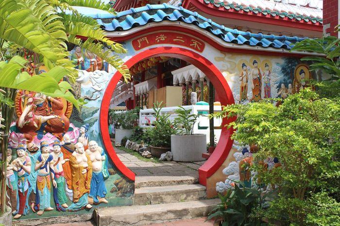 The Kek Lok Si Temple Penang Malaysia Kek Lok Si Temple Penang Buddhism Buddhist Temple
