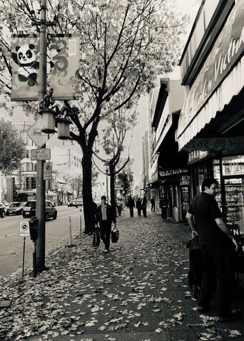 Chinatown Vancouver BC Streetphotography Streetview Blackandwhite Eye4photography  Autumn Leaves_collection Street Photography Cityscapes Neighborhood The Street Photographer - 2016 EyeEm Awards