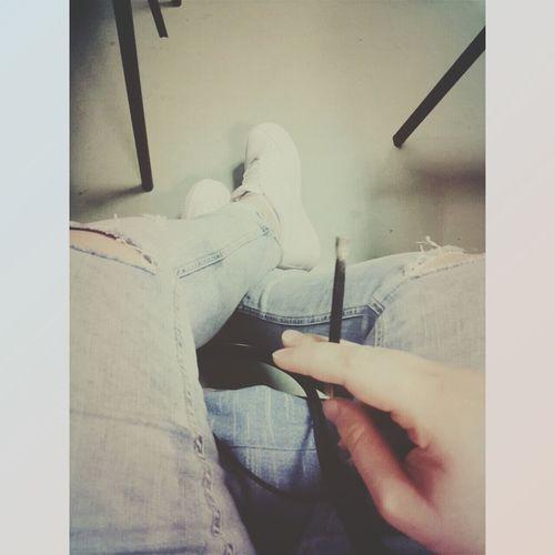Enjoying Life Polishgirl Bad Girl  Smoke Smokeweedeveryday Bad Love Love Smoke Good Times