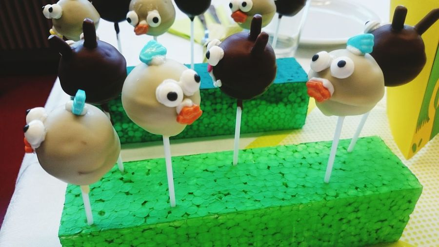 Cakepop Kuchen Cake cakepops #selfmade so good Cakepops▲ Ostern Osteressen Kücken Hasen Brunch Lecker ❤ Lecker Schule Schule ;-) Prüfung Anstrengend