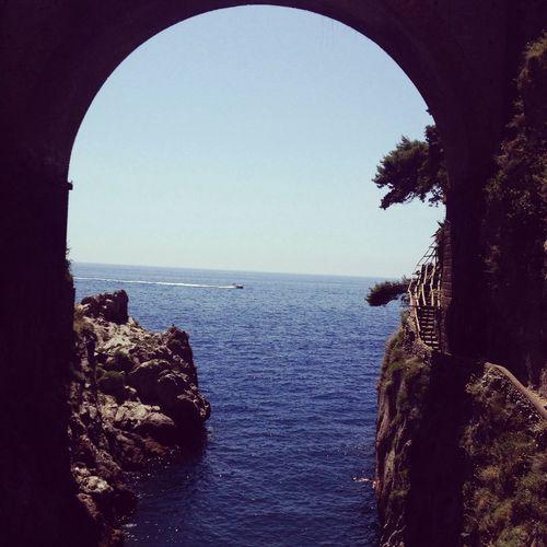 Landscape_Collection Italy Mediterranean  Sea