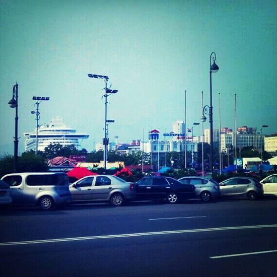 Vladivostok Ship владивосток порт корабль