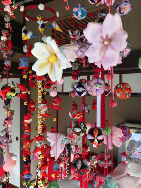 Japanese handmade decorations for the Girls' Day. 🌸🎎🌸 Konosu Japan Toy Tadaa Community Hinamatsuri 雛祭り Toys Japanese Culture Exhibition Handmade Craft