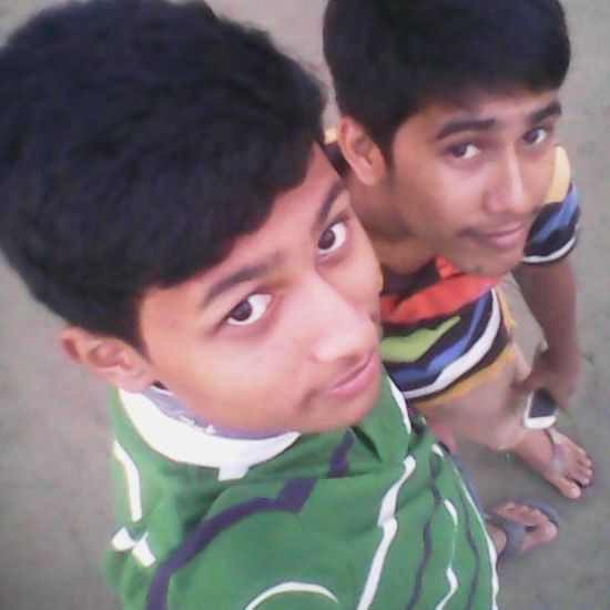 Me with my close brO