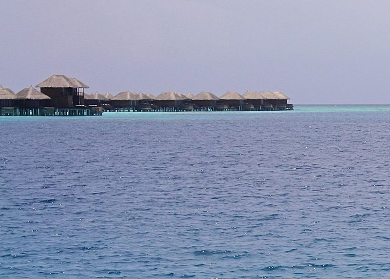 Amazing Architecture Backgrounds Beauty In Nature Blue Calm Coastline Holiday Horizon Over Water Idyllic Maldives Nature Ocean Rippled Scenics Sea Seascape Showcase June Sky Taking Photos Tranquil Scene Travel Waterfront Watervillage Wineandmore