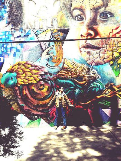 UAEH mural Magicomural