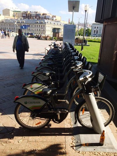 • Check This Out Hanging Out Taking Photos Russia Moscow Tsvetnoy Bulvar Velobike Россия Москва цветной бульвар велосипеды прокатиться Streetphotography Street Photography •