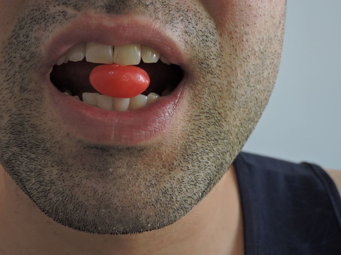 Drug Use Drugs Lips Mouth Body Part Candy Close-up Drug Abuse Drug Addict Human Body Part Human Face Human Lips Men Mouth Open One Person Star Use Used